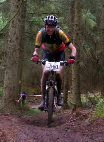 Digging In at Cannock Chase